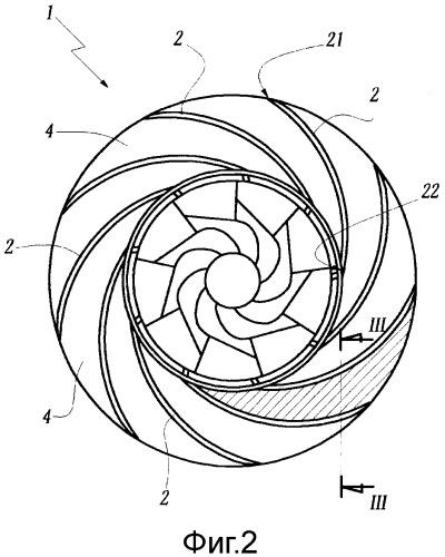 Колесо типа френсис для гидравлической машины, гидравлическая машина, содержащая такое колесо, и способ сборки такого колеса