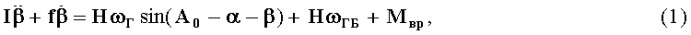 Азимутальная ориентация платформы трехосного гиростабилизатора по приращениям угла прецессии гироблока