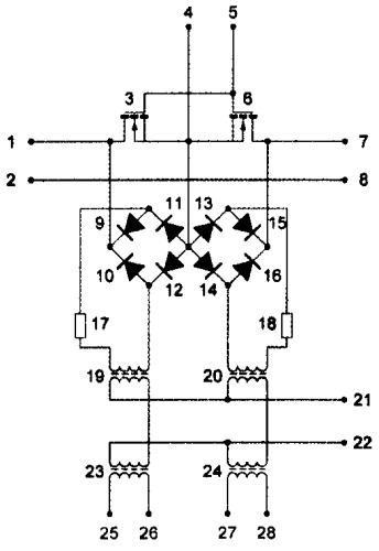 Способ и устройство контроля состояния электронного ключа
