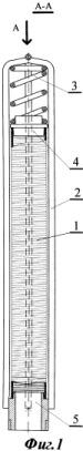 Фильтрующий элемент крапухина