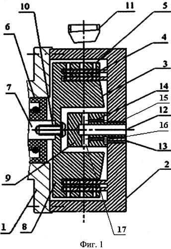 Роторно-пульсационный аппарат для приготовления водно-топливной эмульсии