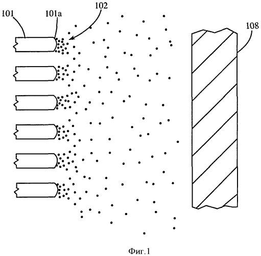 Способ и устройство для получения заряженных капель жидкости