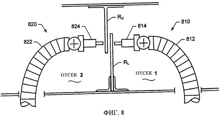 Способ выполнения синхронизированной роботизированной технологической операции на конструкции, имеющей ограниченное пространство, в частности на кессоне крыла летательного аппарата, соответствующее компьютерное устройство и роботизированная установка
