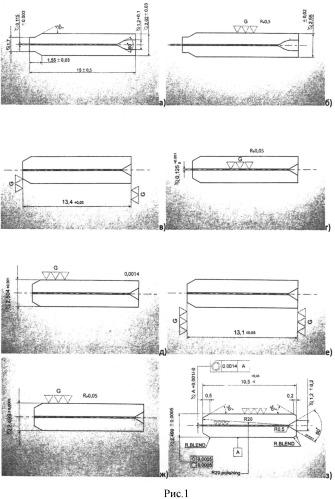 Способ изготовления керамических наконечников для волоконно-оптических соединителей