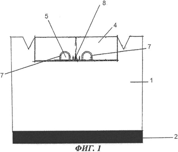Монолитная система основания со стойким составным покрытием из гомополимера, имеющим полунепрерывную конфигурацию