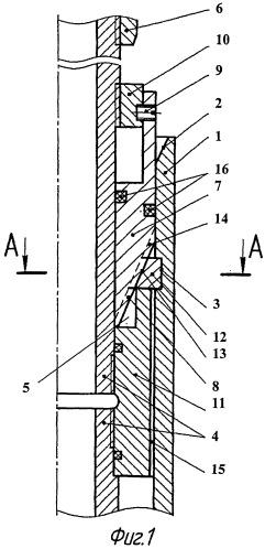 Устройство для установки хвостовика обсадной колонны в скважине