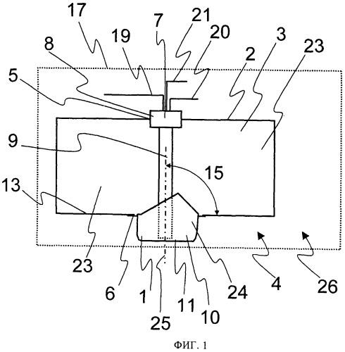 Модульная баковая система для жидкого восстановителя со сборником