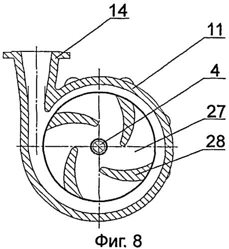Способ изготовления электронасосного агрегата модельного ряда и модельный ряд электронасосных агрегатов, изготовленных этим способом
