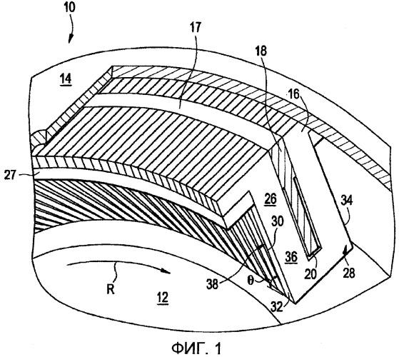 Способ изготовления узла эластичного пластинчатого уплотнения