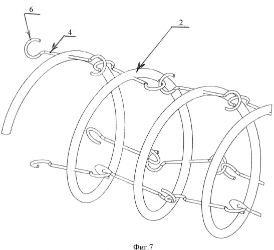 Гибкая армированная труба или деталь трубопровода (варианты) и способ их изготовления