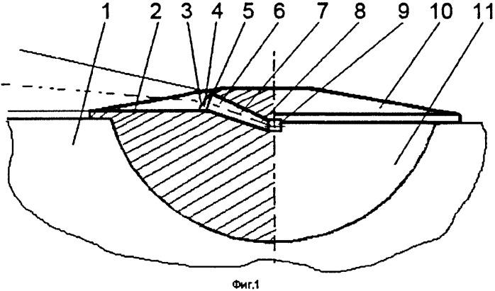 Аэродромное световое устройство (варианты)