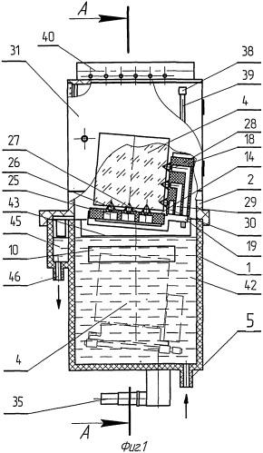 Способ и устройство отмывки и сушки подложек