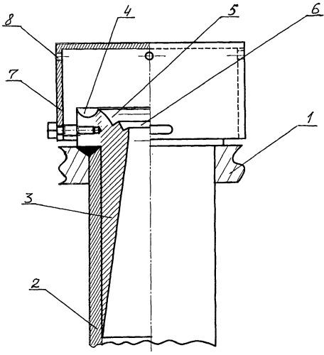 Пленкообразователь трубчатой насадки пленочного аппарата