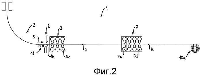 Ввод в эксплуатацию чистовой группы клетей прокатного стана в совмещенной литейно-прокатной установке