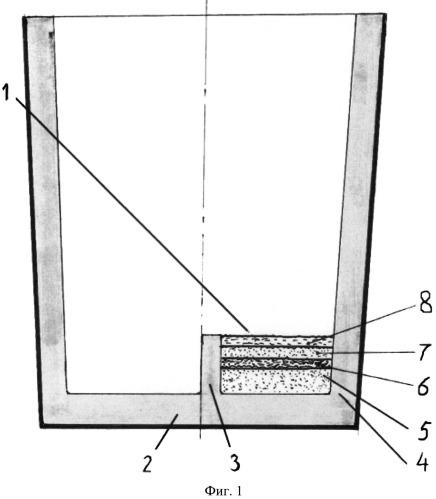 Способ изготовления толстостенных отливок из чугуна с шаровидным графитом