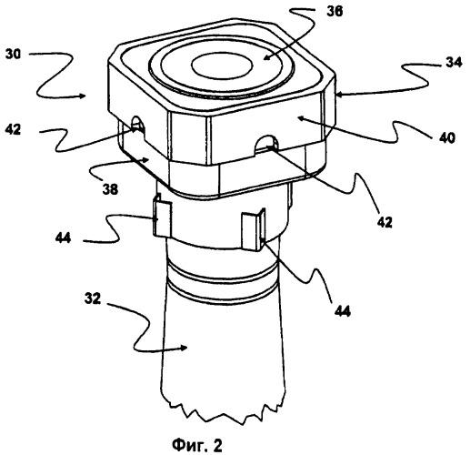 Элемент для разливки металла, содержащая его установка разливки жидкого металла и способ его разливки