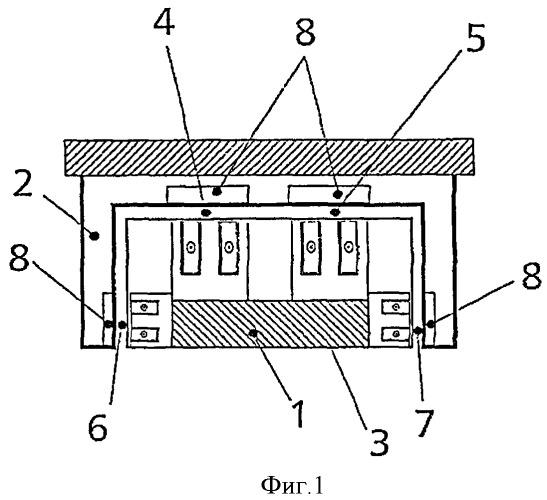 Устройство для перемещения подложек без образования частиц