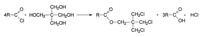 Способ получения трихлоргидрина пентаэритрита
