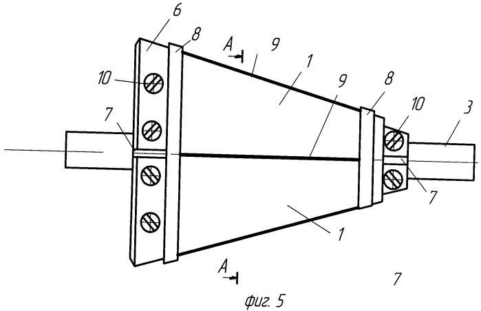 Способ изготовления сварных тонкостенных конических обечаек с ребрами жесткости