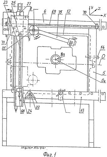 Способ изготовления разовых литейных форм без модели отливки и станок для механической обработки рабочей поверхности полуформы