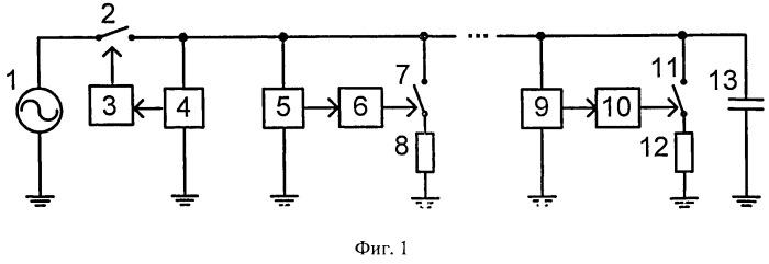 Способ передачи и приема информации по линиям электроснабжения переменного тока