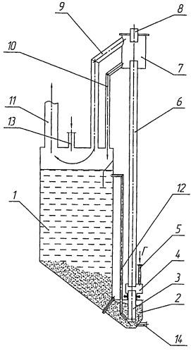 Установка для нейтрализации кислых стоков
