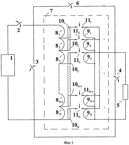 Генератор импульсов на индуктивном накопителе энергии с трансформаторной связью