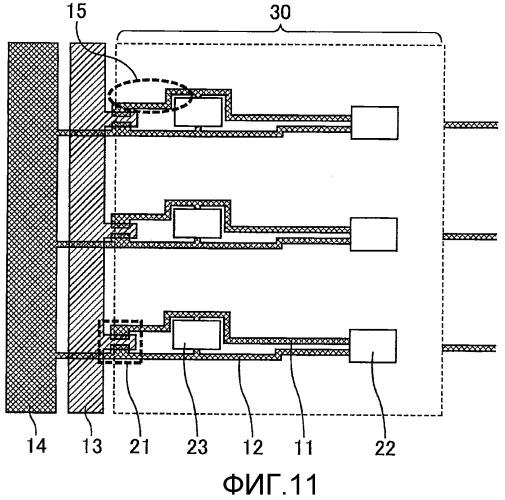 Подложка активной матрицы и устройство отображения