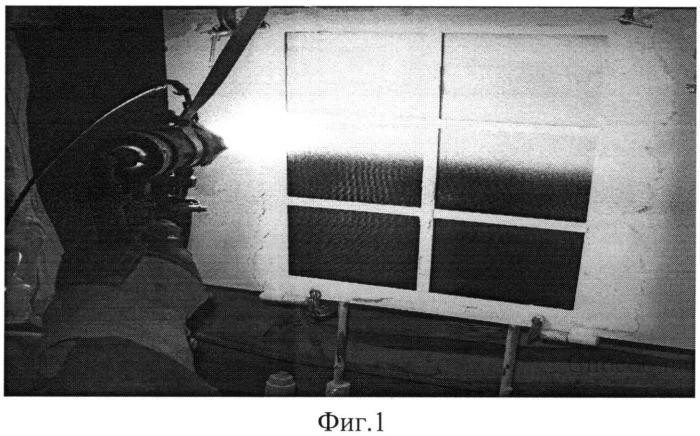 Способ нанесения теплозащитного электропроводящего покрытия на углеродные волокна и ткани