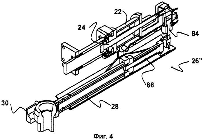 Устройство перемещения кожуха для разливки жидкого металла и приводное устройство для регулятора потока жидкого металла