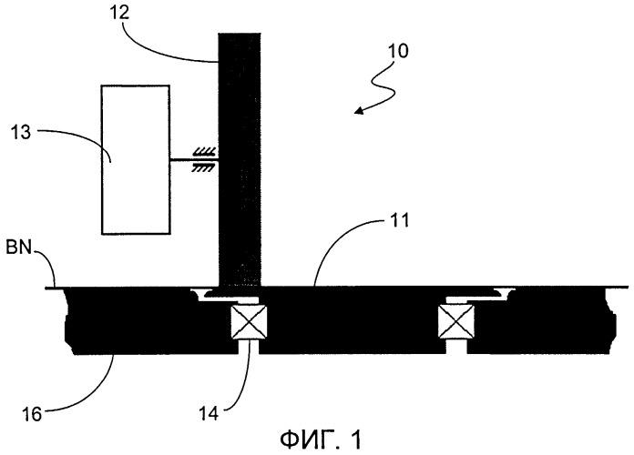 Устройство для манипулирования листовым материалом и способ обработки листового материала