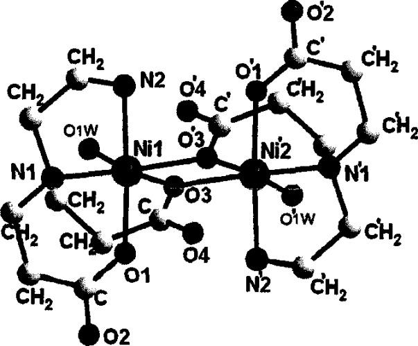 Цинковый комплекс ассиметричной этилендиамин-n, n-дипропионовой кислоты дихлорид и способ его получения