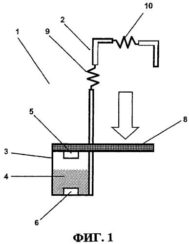 Подвеска для туалета с элементом распределения смывной воды