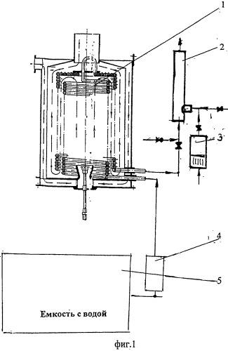 Передвижной узел приготовления солевого раствора