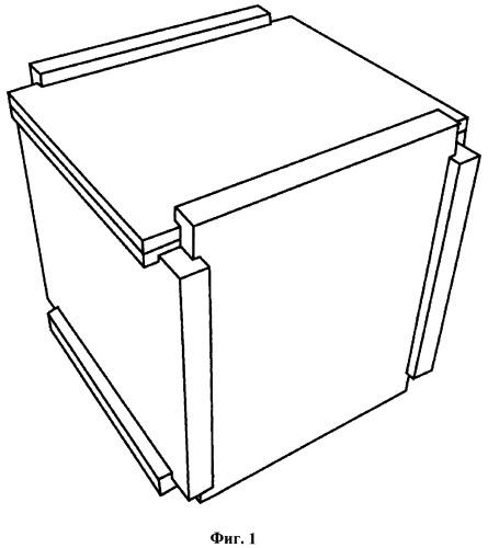 Система конструкционного соединения для коробчатых конструкций