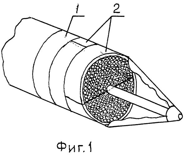 Раздвигающая пучковая боевая часть могоча