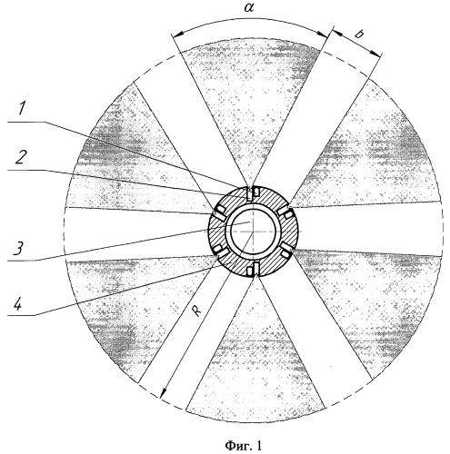 Устройство измерения заданного расстояния между объектами