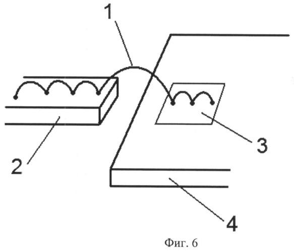 Электрические контакты для сверхпроводникового интегрального приемника