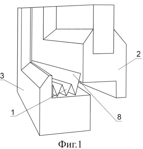 Ограничитель воздушного потока и фильтрующий элемент оконных и дверных конструкций с регулируемым открытием