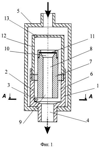 Способ генерирования колебаний жидкостного потока и гидродинамический генератор колебаний для его осуществления