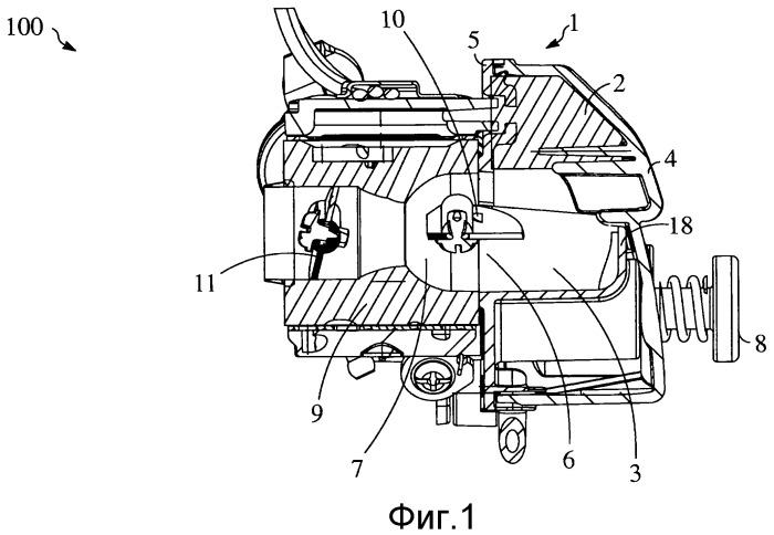Система впуска воздуха для двигателя внутреннего сгорания