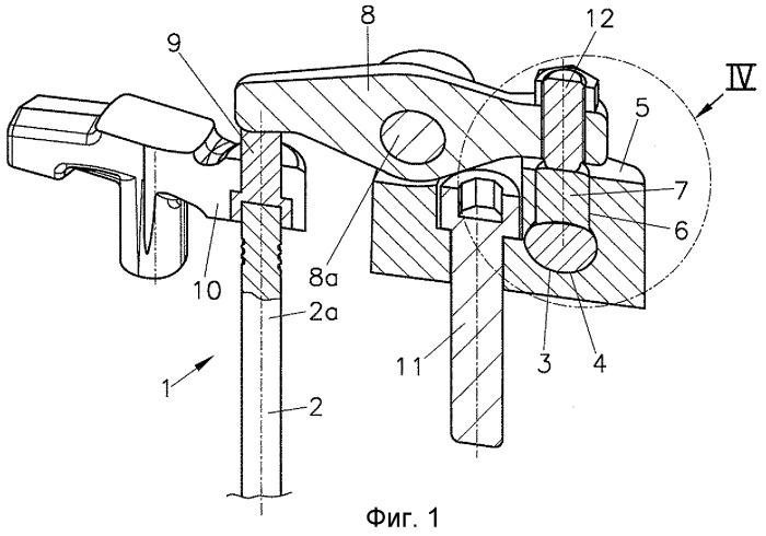 Моторный тормозной механизм для двигателя внутреннего сгорания