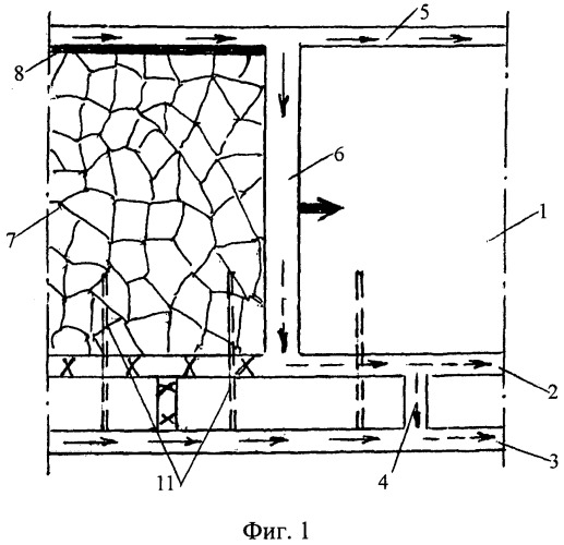 Способ управления газовыделением при отработке склонного к самовозгоранию угольного пласта