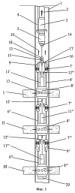 Установка одновременно-раздельной эксплуатации многопластовой скважины с телемеханической системой