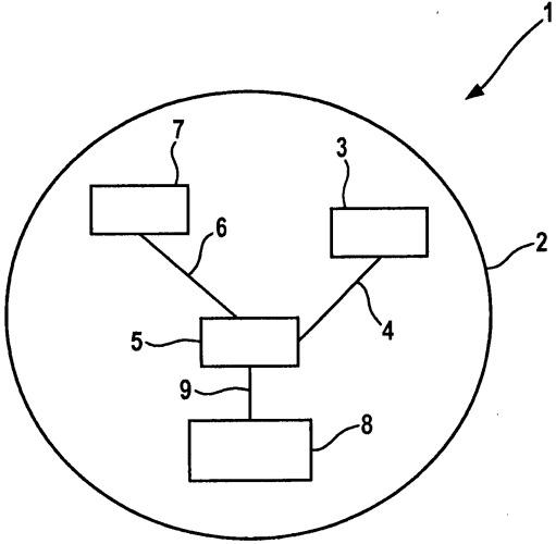 Медицинское детекторное устройство для обнаружения апноэ и/или гипопноэ во сне