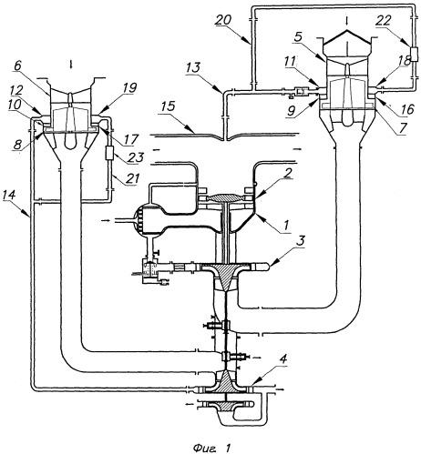 Способ обеспечения бессрывной работы турбонасосного агрегата многорежимного жидкостного ракетного двигателя на режимах глубокого дросселирования