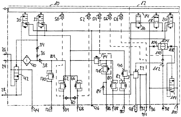 Способ эксплуатации модуля стояночного тормозного устройства при возникновении неисправности и модуль стояночного тормозного устройства, предназначеный для осуществления указанного способа