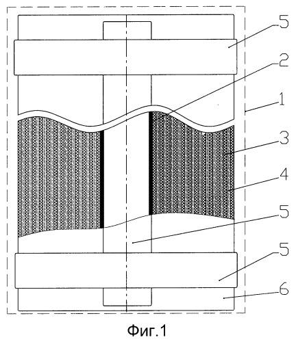 Перемоточный станок для намотки в рулон ленточных материалов