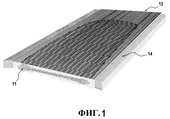 Способ изготовления фасонной детали трехмерным тканьем и фасонная деталь, полученная таким способом