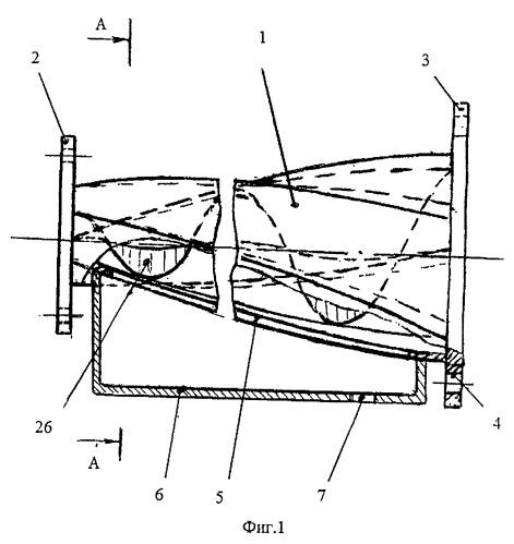Сепаратор для разделения дисперсных частиц и газа